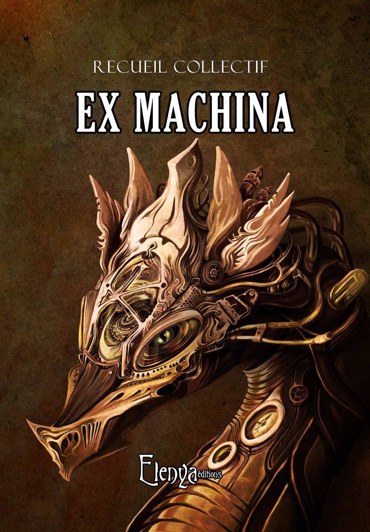 Ex machina par Collectif