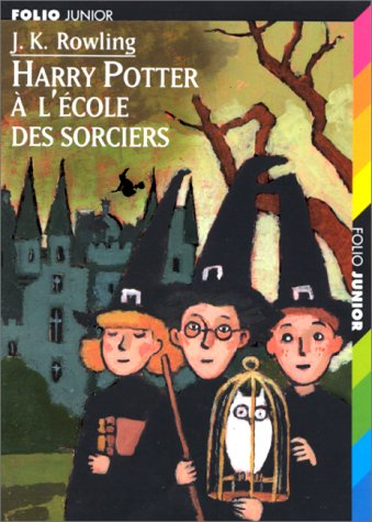 Harry Potter, tome 1 : Harry Potter � l'Ecole des Sorciers par Rowling