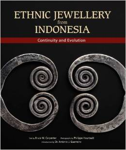 Ethnic Jewellery from Indonesia: Continuity and Evolution par Carpenter