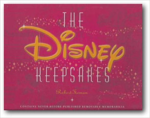 The Disney Keepsakes par Tieman