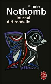 Journal d'Hirondelle par Nothomb