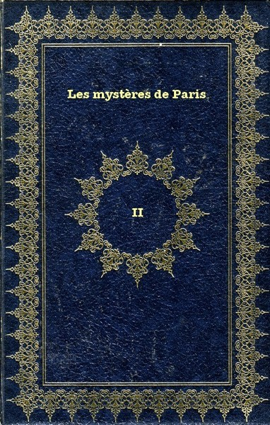 Les Myst�res de Paris, tome 2 par Sue