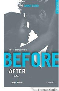 Before Saison 2 par Todd