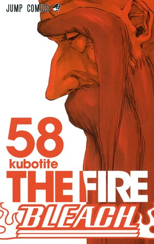 Bleach, tome 58 : The Fire par Kubo