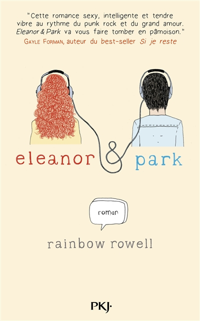 Eleanor and Park par Rowell