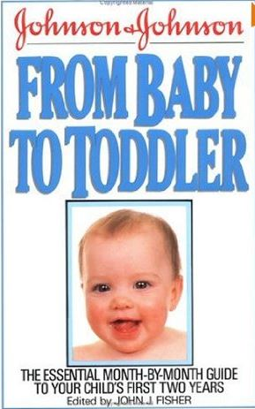 From Baby to Toddler par Fisher