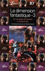 La Dimension fantastique, tome 3 par Sadoul