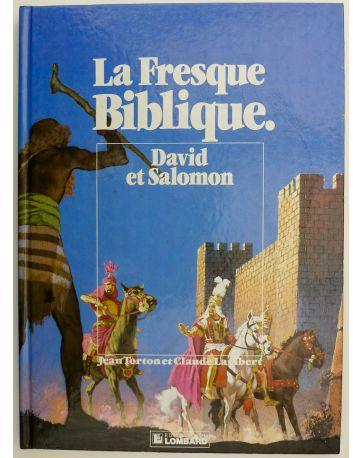 La Fresque biblique, tome 5 : David et Salomon par Torton