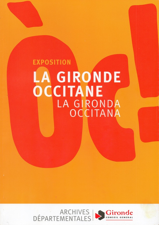 La Gironde Occitane par Collectif