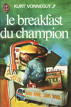 Le Breakfast du Champion par Vonnegut Jr