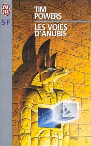 Les Voies d'Anubis par Powers