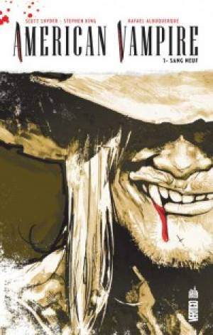 American Vampire, tome 1 : Sang neuf par Snyder