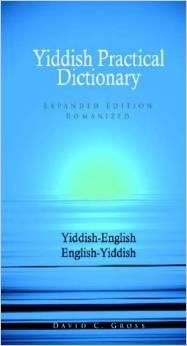 Yiddish Practical Dictionary par Gross