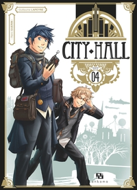 City Hall, tome 4 par Gu�rin