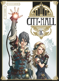 City Hall, tome 5 par Gu�rin