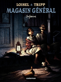 Magasin g�n�ral, Tome 4 : Confessions par Loisel