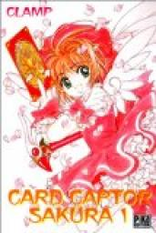 Card Captor Sakura, tome 1 par Clamp