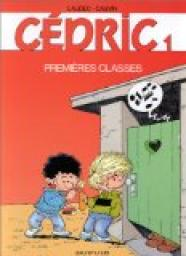 C�dric, tome 1 : Premi�res classes par Cauvin