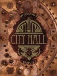 City hall : Coffret en 3 volumes : Int�grale saison 1. Avec un note book par Gu�rin