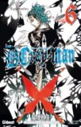 D. Gray-Man, tome 6 : Suppression par Hoshino