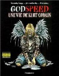 Godspeed The Kurt Cobain Graphic par Legg