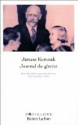 Journal du ghetto par Korczak