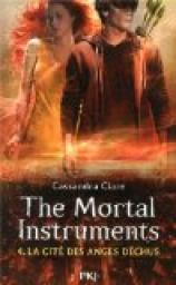 The Mortal Instruments, tome 4 : La cit� des anges d�chus  par Clare