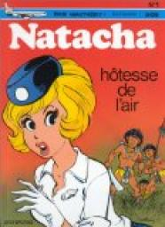 Natacha, tome 1 : H�tesse de l'air par Walth�ry