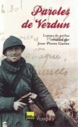Paroles de Verdun par Gu�no