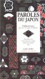 Paroles du Japon : ha�kus par Collectif