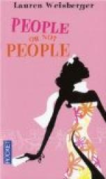 People or not people par Weisberger