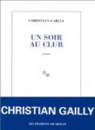 Un soir au club par Gailly
